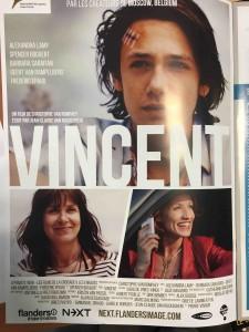 vincent (affiche belgique)